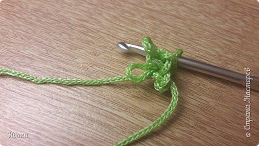 Здравствуйте, дорогие соседи! Я к вам с маленькой записью о вязании шнура крючком. Может кто-то это знает и умеет, а я поискала! А для кого-то это будет хорошей подсказкой. Если есть такая запись, свою удалю.  И так! Вяжем! фото 7