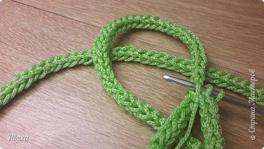 Здравствуйте, дорогие соседи! Я к вам с маленькой записью о вязании шнура крючком. Может кто-то это знает и умеет, а я поискала! А для кого-то это будет хорошей подсказкой. Если есть такая запись, свою удалю.  И так! Вяжем! фото 1