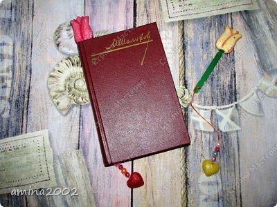 Закладки для книг из фоамирана. фото 2