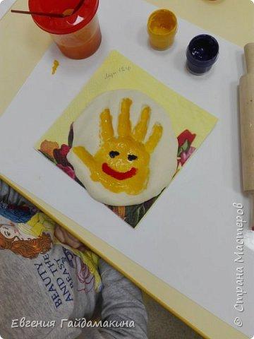 Занятия с детьми 3-7 лет (соленое тесто) фото 12