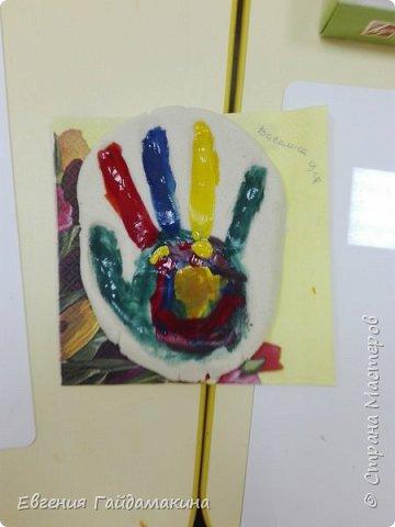 Занятия с детьми 3-7 лет (соленое тесто) фото 17