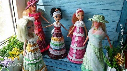 Здравствуйте! Небольшой набор из двух шкатулок и африканки. фото 22