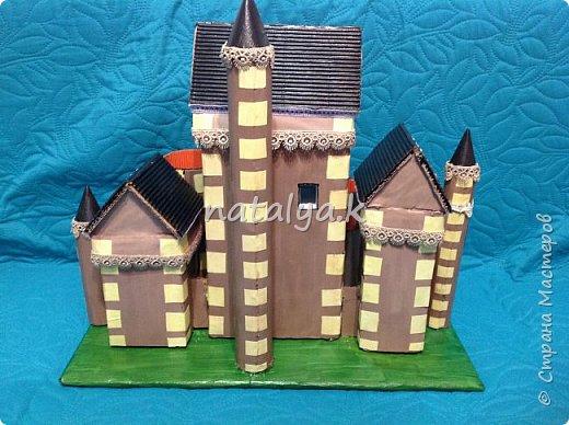 Модель замка в подарок  фото 8