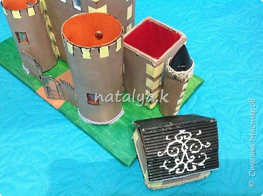 Модель замка в подарок  фото 9
