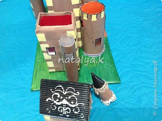 Модель замка в подарок  фото 11
