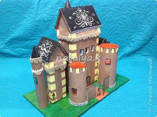 Модель замка в подарок  фото 12