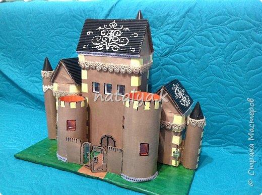 Модель замка в подарок  фото 2