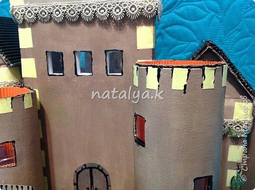 Модель замка в подарок  фото 3