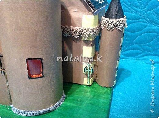 Модель замка в подарок  фото 4