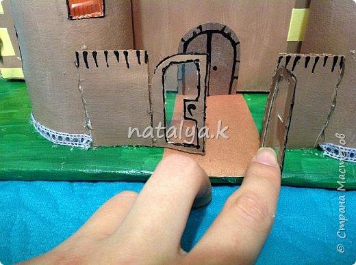 Модель замка в подарок  фото 5
