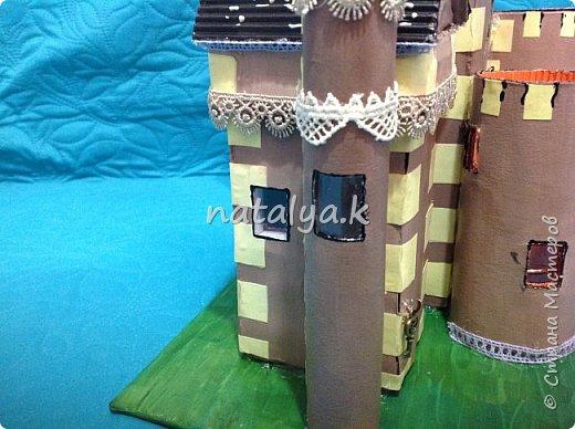 Модель замка в подарок  фото 6