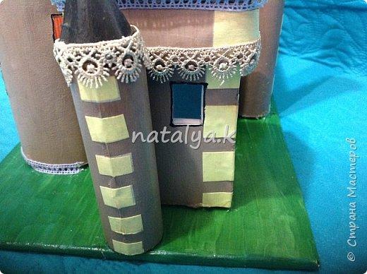 Модель замка в подарок  фото 7