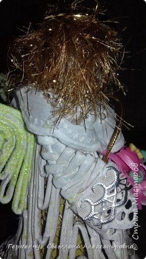 Жители СМ, добрый вечер!!!  Сегодня представляю вашему вниманию    мою первую  пробу  куколку -  ангела  фото 31