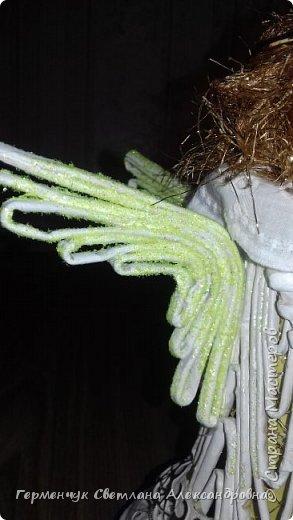 Жители СМ, добрый вечер!!!  Сегодня представляю вашему вниманию    мою первую  пробу  куколку -  ангела  фото 33