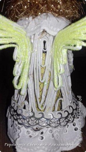 Жители СМ, добрый вечер!!!  Сегодня представляю вашему вниманию    мою первую  пробу  куколку -  ангела  фото 35