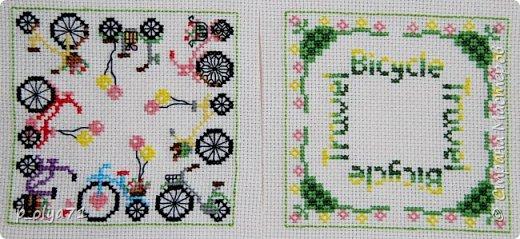 """Здравствуйте!! Хочу показать бискорню,сделанные на ДР девочкам,как небольшое дополнение к основному подарку - карточке АТС))) Все кривульки(так,любя,называют бискорню)) вышивала самоподбором,схемки брала из интернета. Все их очень люблю!!! И очень рада,что девочкам они понравились!! """"Слоны"""" для Наташеньки Степановой    https://stranamasterov.ru/user/272574 фото 20"""