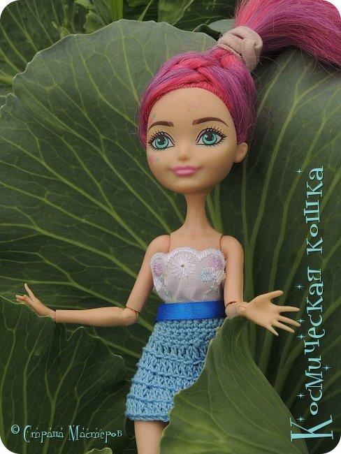 Всем привет! Вот и подоспела 2 часть. Я сделала новою одежду для куклы, и новою прическу. в общем, смотрите и вдохновляйтесь! фото 12