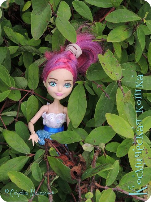 Всем привет! Вот и подоспела 2 часть. Я сделала новою одежду для куклы, и новою прическу. в общем, смотрите и вдохновляйтесь! фото 16