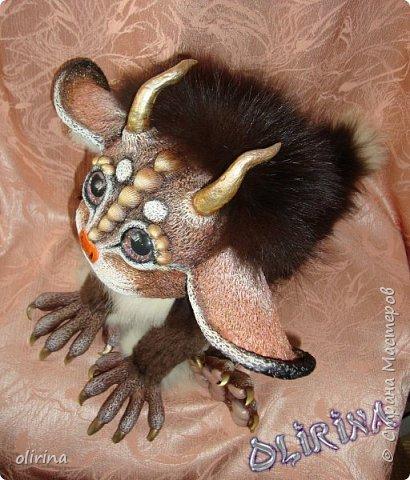 Ещё одно сказочное существо. фото 9