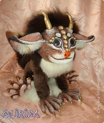 Ещё одно сказочное существо. фото 8