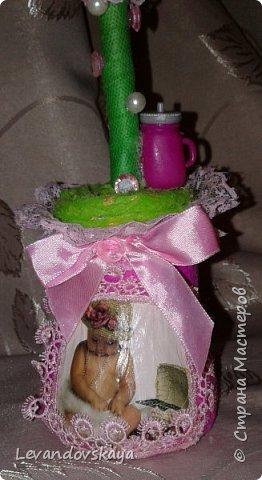 Топиарий подарок на рождение ребёнка  фото 4