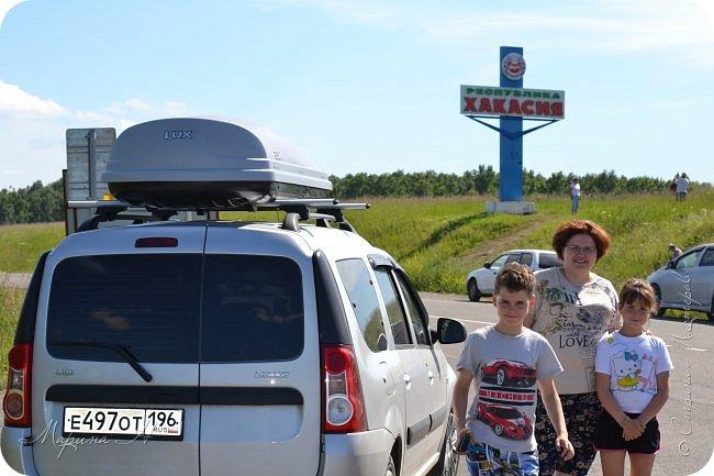 """Наше путешествие началось с города угольщиков - Кемерово. Этот город показался нам очень интересным, т.к. выехав из гостиницы в 6.30 утра, мы увидели на улицах города пробки! """"Вот это труженики!"""" - подумали мы и поехали в музей под открытым небом """"Красная горка"""" фото 10"""