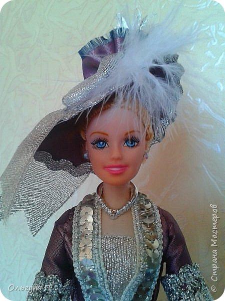 """Добрый день, дорогие соседи! Заказали мне куклу-шкатулку """"Какую-нибудь барышню в шляпе""""...Не люблю я этих """"барышень"""" делать,но...с заказчиком не поспоришь....Вот что получилось... фото 3"""