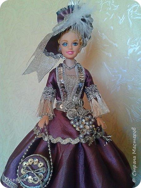 """Добрый день, дорогие соседи! Заказали мне куклу-шкатулку """"Какую-нибудь барышню в шляпе""""...Не люблю я этих """"барышень"""" делать,но...с заказчиком не поспоришь....Вот что получилось... фото 2"""