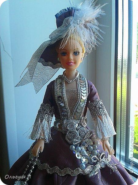 """Добрый день, дорогие соседи! Заказали мне куклу-шкатулку """"Какую-нибудь барышню в шляпе""""...Не люблю я этих """"барышень"""" делать,но...с заказчиком не поспоришь....Вот что получилось... фото 11"""