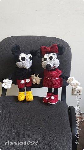 Микки и Минни Маус фото 2