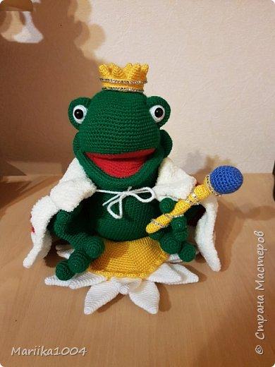 Принц-лягушка Гарри фото 1