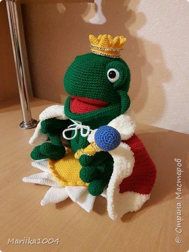 Принц-лягушка Гарри фото 2