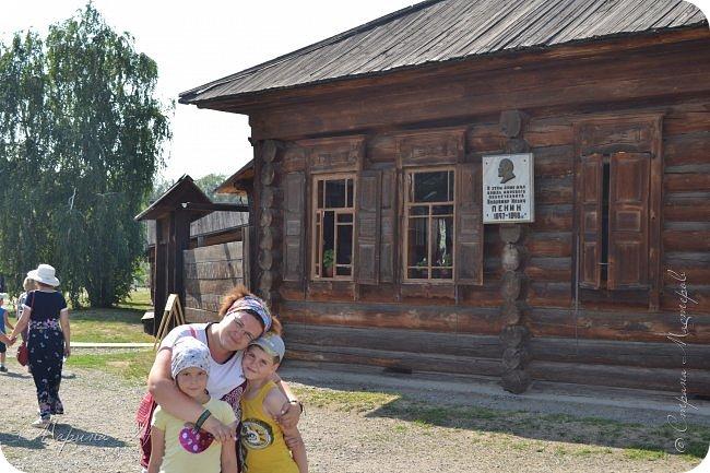 В Шушенском есть музей, состоящий из нескольких улиц фото 2
