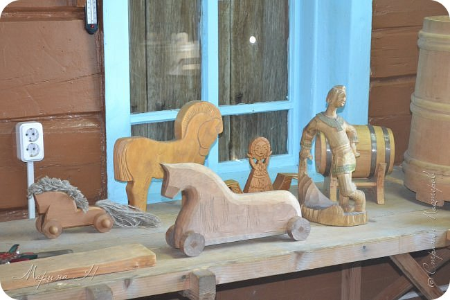 В Шушенском есть музей, состоящий из нескольких улиц фото 5