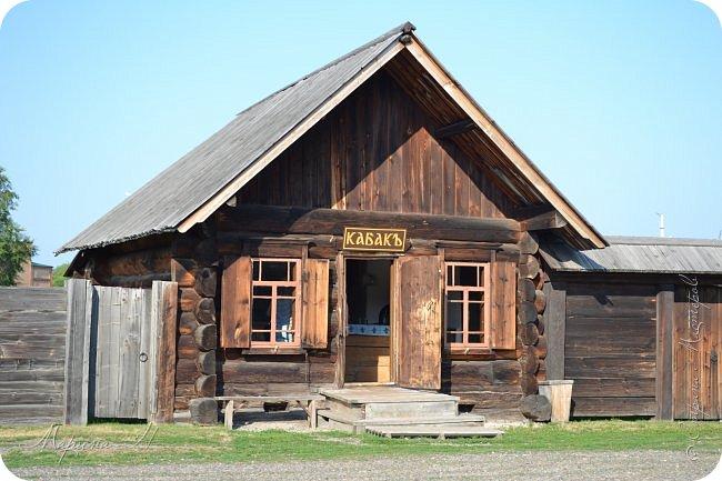 В Шушенском есть музей, состоящий из нескольких улиц фото 15