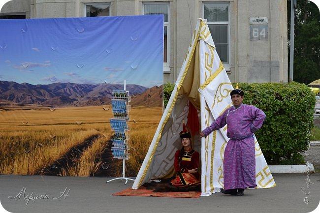 """Это наша веселая компания, которая приехала на фестиваль этнической музыки и ремесел """"Мир Сибири"""" фото 7"""