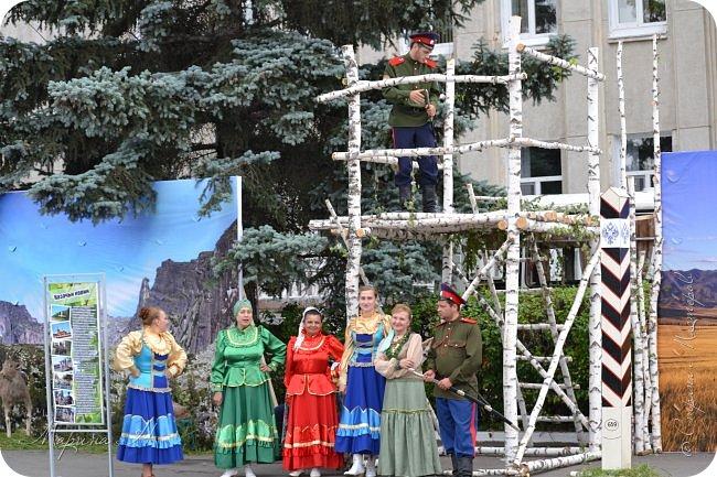 """Это наша веселая компания, которая приехала на фестиваль этнической музыки и ремесел """"Мир Сибири"""" фото 8"""