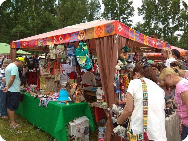 """Это наша веселая компания, которая приехала на фестиваль этнической музыки и ремесел """"Мир Сибири"""" фото 29"""