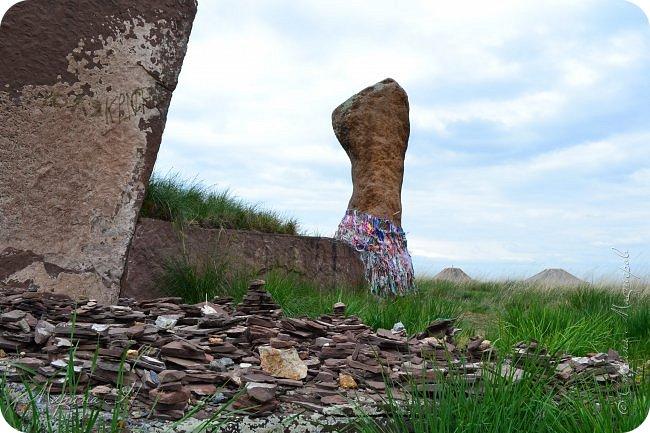 Сегодня приглашаю погулять с нами по бескрайним степям Хакасии. фото 11