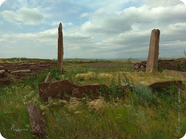 Сегодня приглашаю погулять с нами по бескрайним степям Хакасии. фото 3