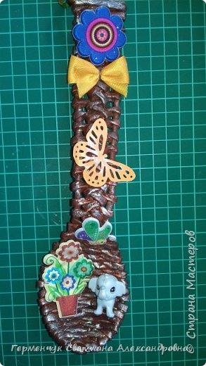 Добрый день ,всем жителям СМ  !!!  Сегодня предлагаю посмотреть   ложки  для  племянника   ( сувенир  к подарку  на день рождения)  фото 12