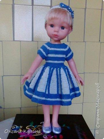 Платья для кукол фото 2