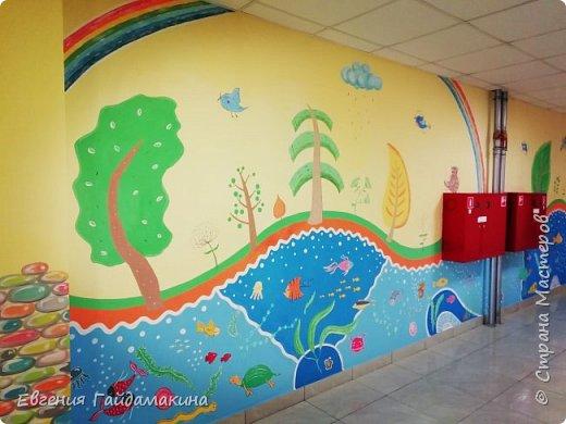 Роспись стен фото 1