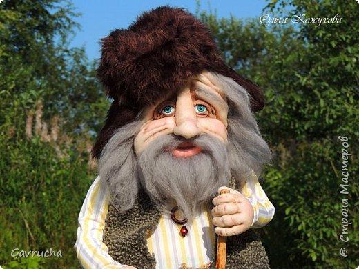 Знакомьтесь - дед Ефим. 65 см обаяния, доброты и радушности. фото 3
