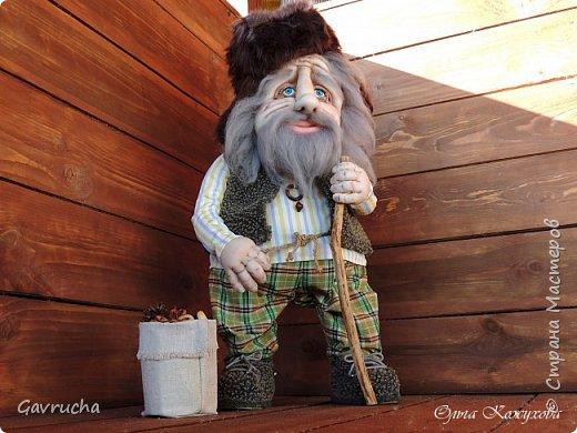 Знакомьтесь - дед Ефим. 65 см обаяния, доброты и радушности. фото 4