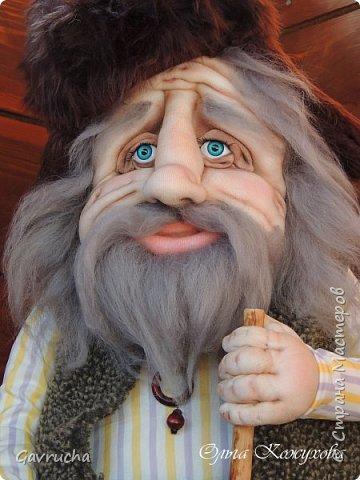 Знакомьтесь - дед Ефим. 65 см обаяния, доброты и радушности. фото 1