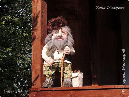 Знакомьтесь - дед Ефим. 65 см обаяния, доброты и радушности. фото 5