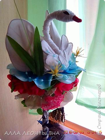 Осталось у меня много искусственных цветов и шляпок...думала пригодятся когда-нибудь...-вот и пришло время! фото 1