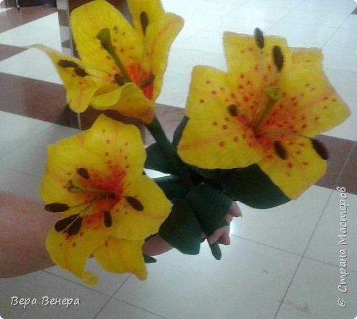 Розы из холодного фарфора  фото 2