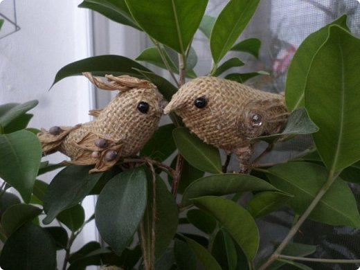 Всем жителям Волшебной Страны Мастеров огромный привет!!! Представляю Вашему вниманию 3 мастер-класса по изготовлению декоративных птичек и салыфетницы совы. Вот она красавица сова-вернее две совы))) фото 7